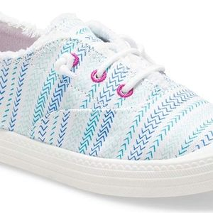Keds K-Breaker Turquoise Kids Girls Sneakers Sz 5M
